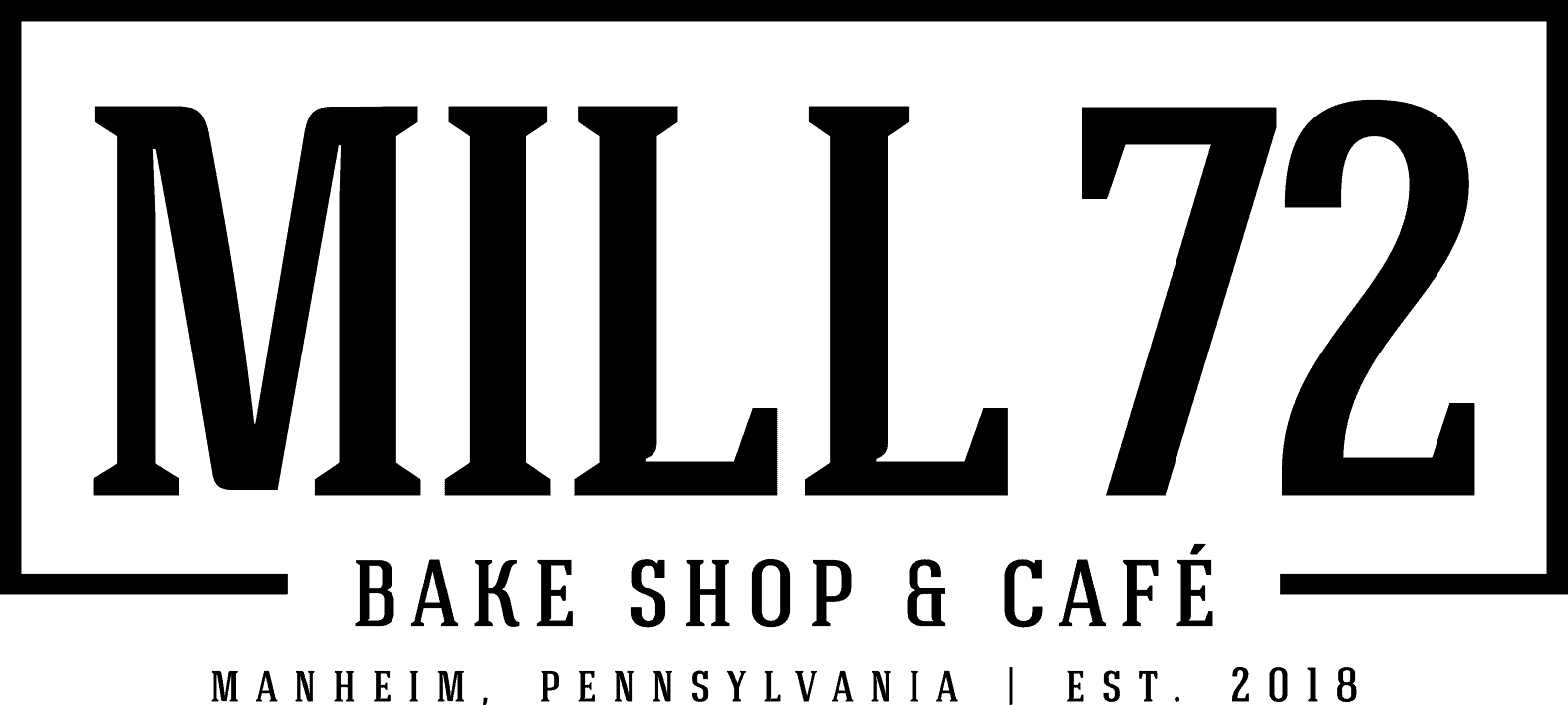 Mill 72 Bake Shop and Cafe